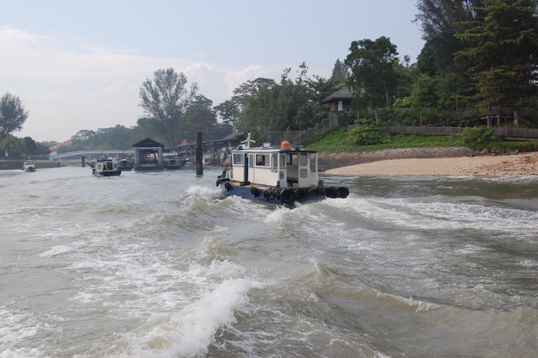 Пулау Убин: последний кампунг Сингапура