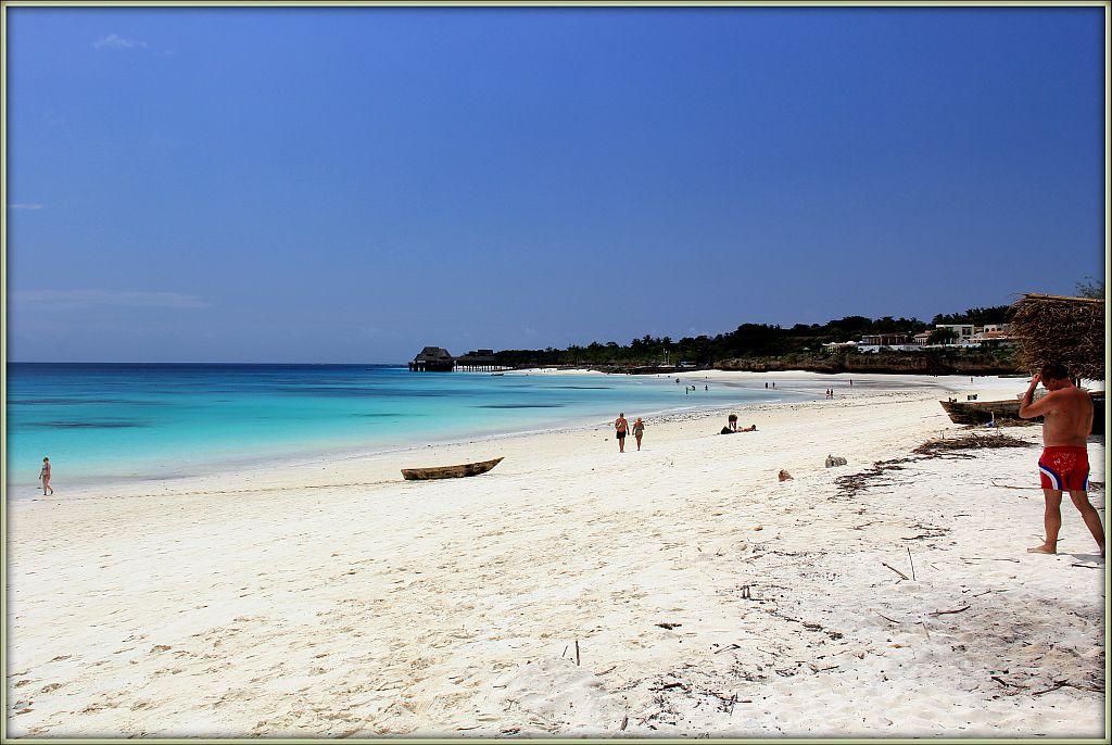 Где лучший пляжный отдых на Занзибаре?
