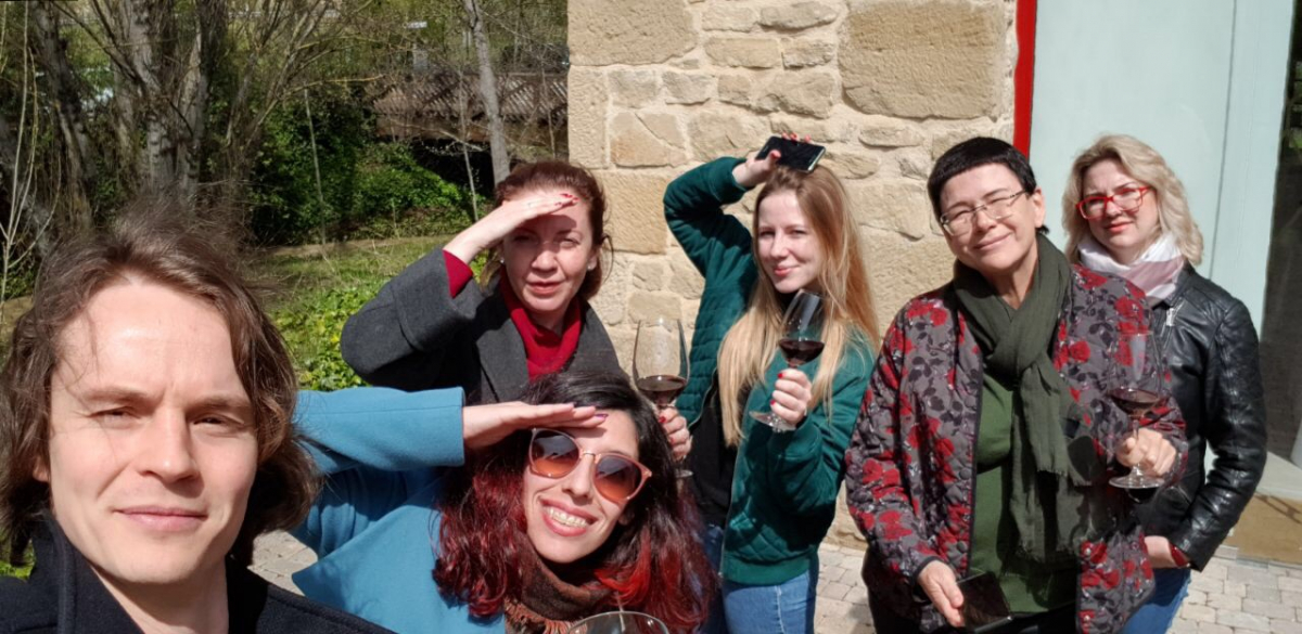 Испания. Винный тур по Наварре и Риохе