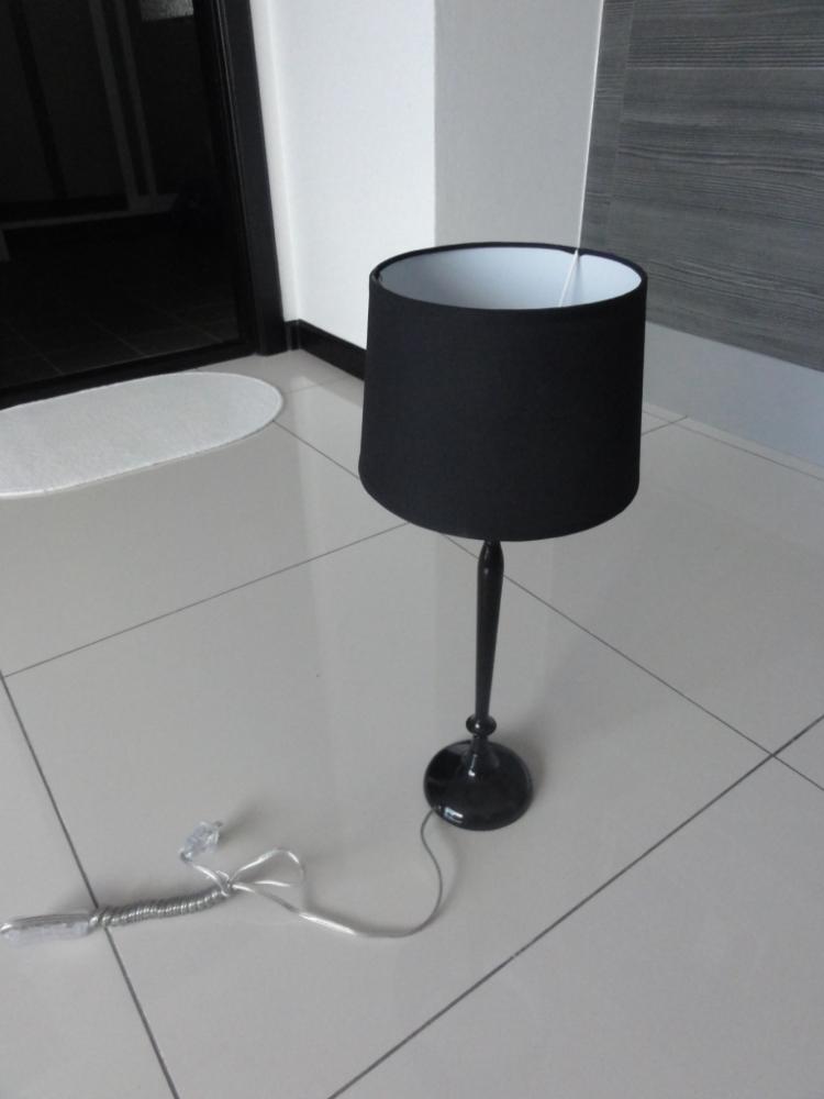 Настольная лампа, новая