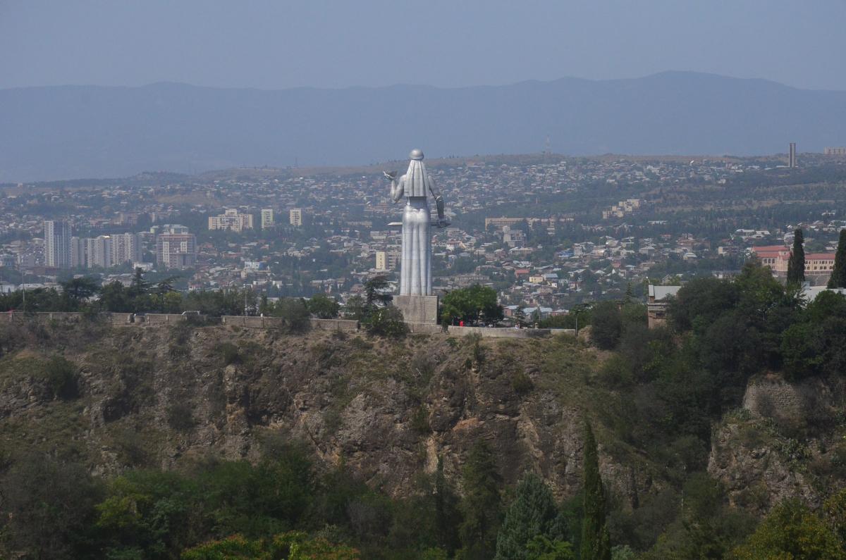 Грузия. Сложилось! Июль 2018. Тбилиси-Степанцминда-Вардзия-Боржоми-Батуми