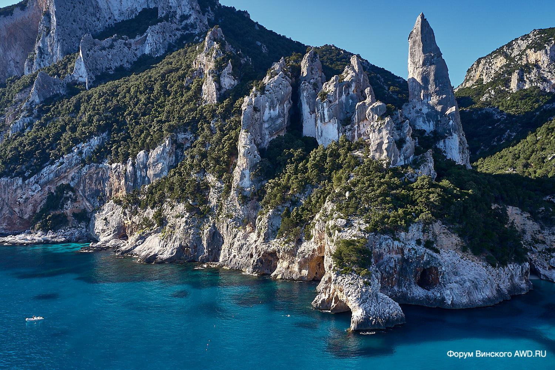 Сардиния в конце сентября: пляжи Орозеи и Дженнардженту, Вилласимиус
