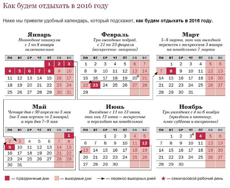 Как отдыхаем в 2017 году  vprazdnikru
