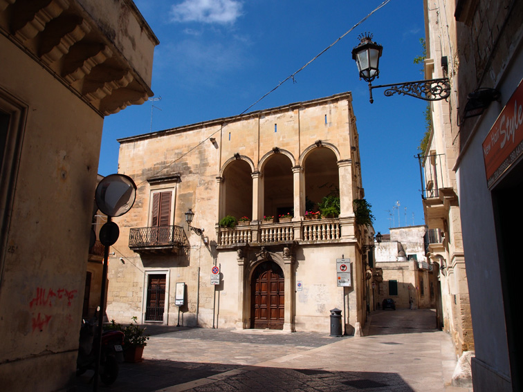 Townhouse a Lecce