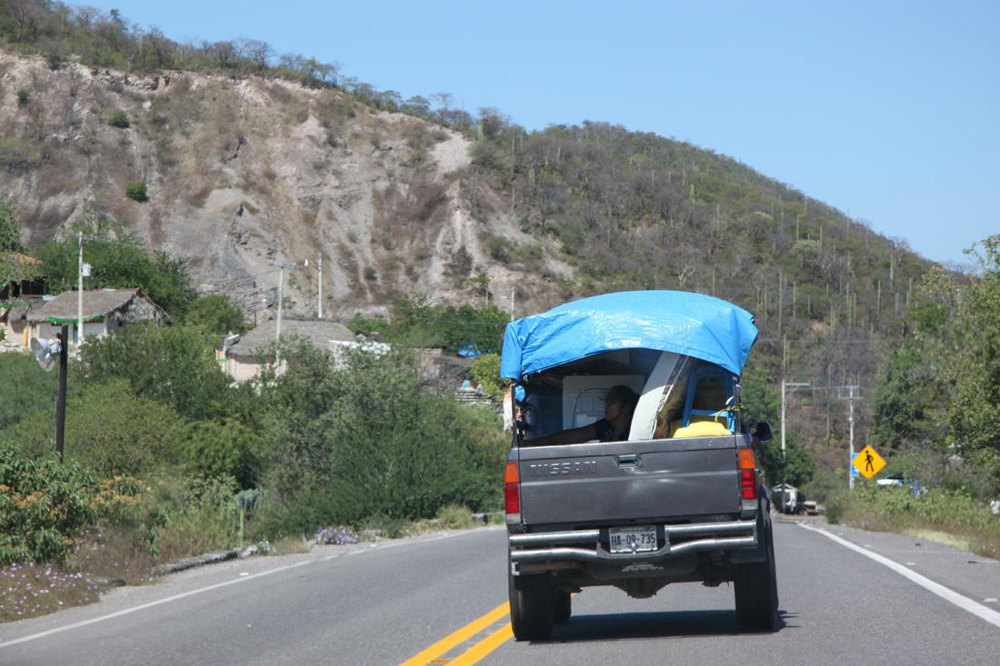 Мексика авто
