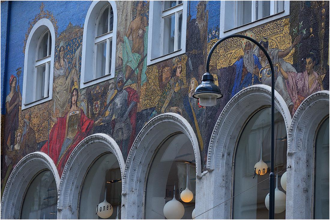 Москва-Мальта и обратно: Микулов-Вена-Гальштат-Berghotel Malta-Аниф(Зальцбург+Кёнигзее)