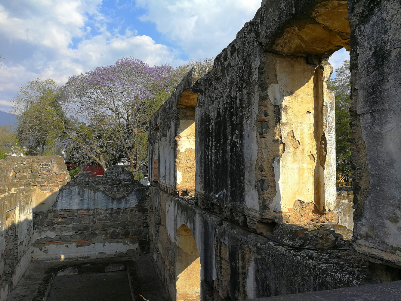 Гватемала с набегами в Сальвадор и Гондурас в январе-феврале 2021