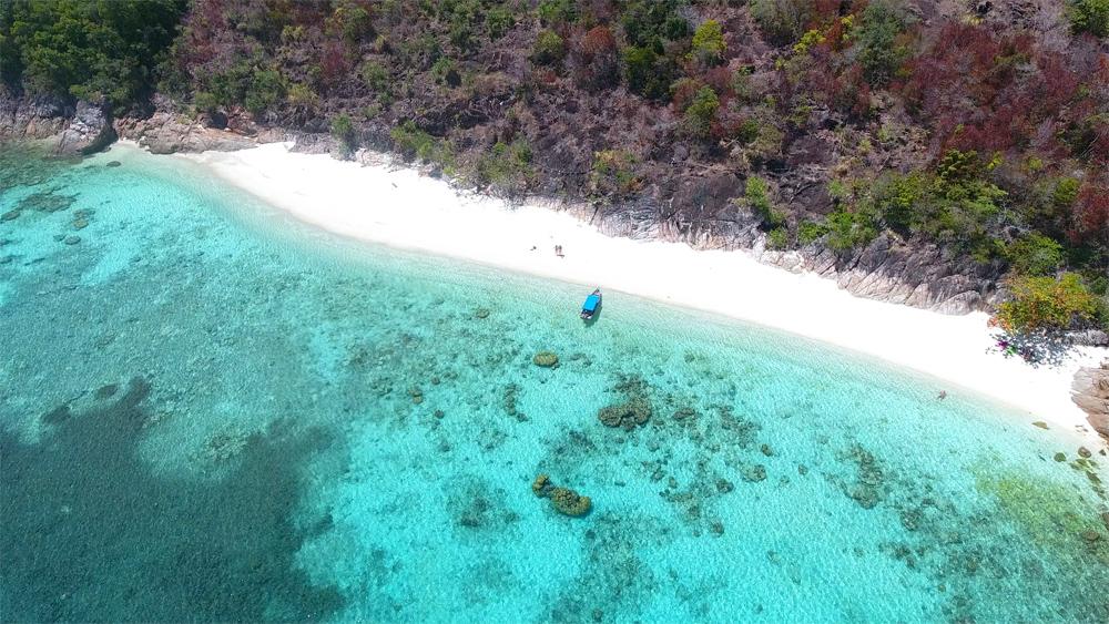 Перхентианские острова. Лучшие пляжи на Пенхентианах: отзывы и фото