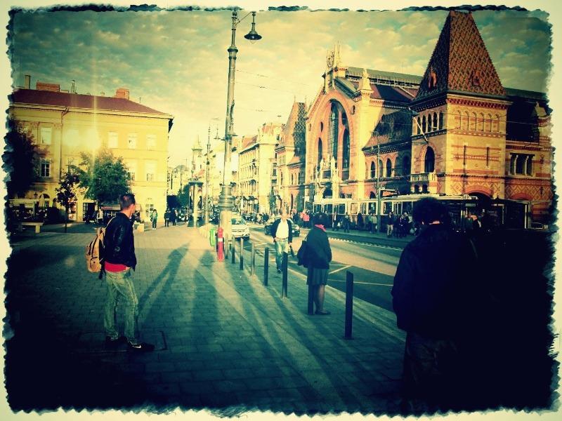 Halloween в Будапеште