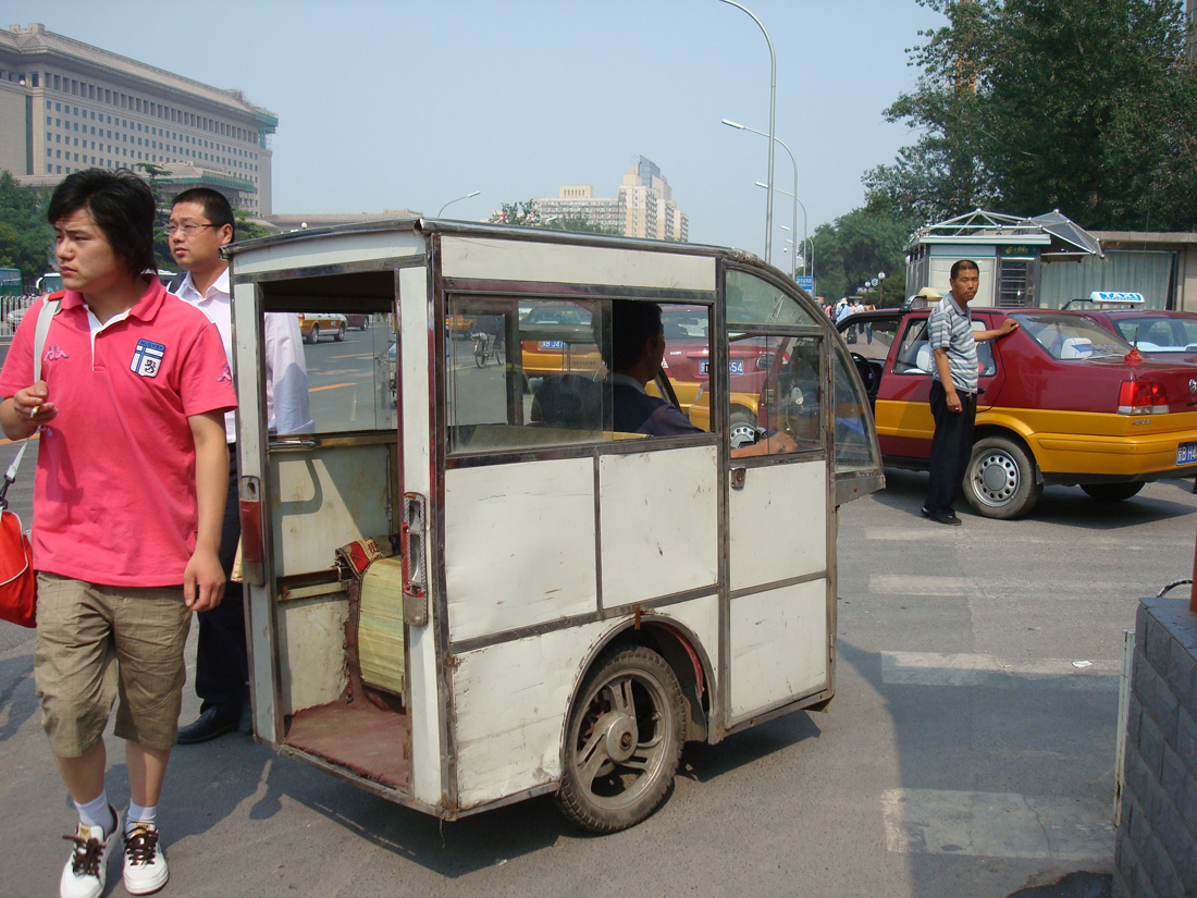 Китай - другая планета (июнь 2010)
