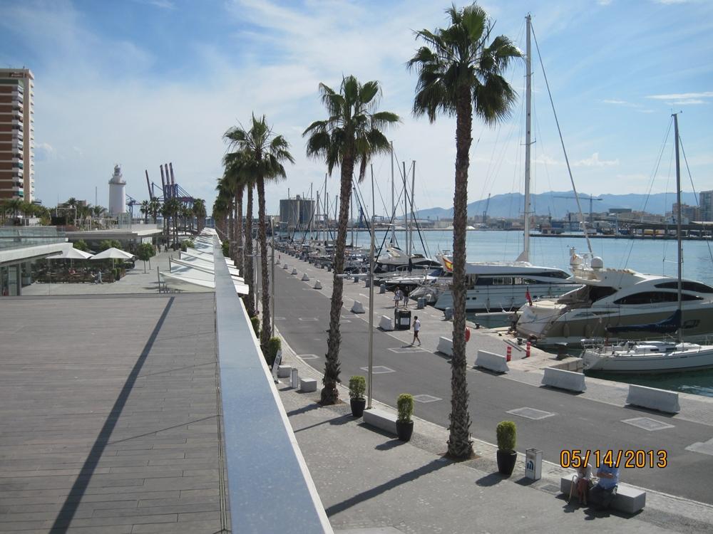 Небольшое путешествие по  Испании через Швейцарию