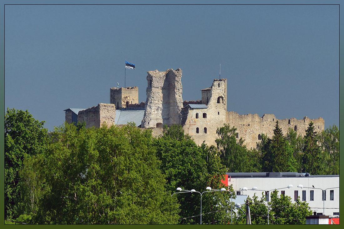 По Эстонии на машине. Короткий тур по городам и весям