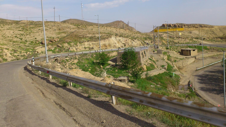 Священный город Мешхед на Triumph Tiger 1050