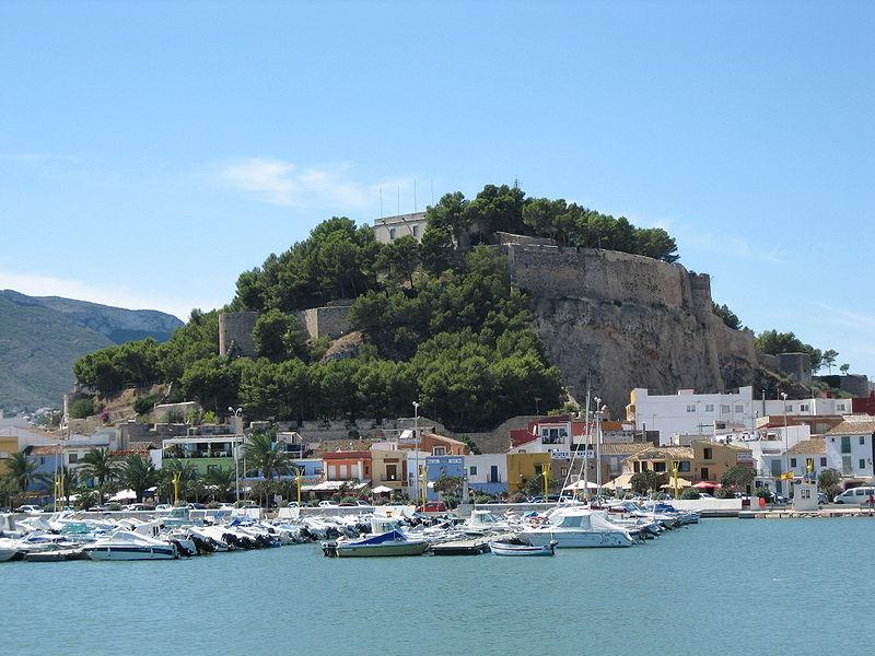 Курортные города Испании: Дения (Denia)