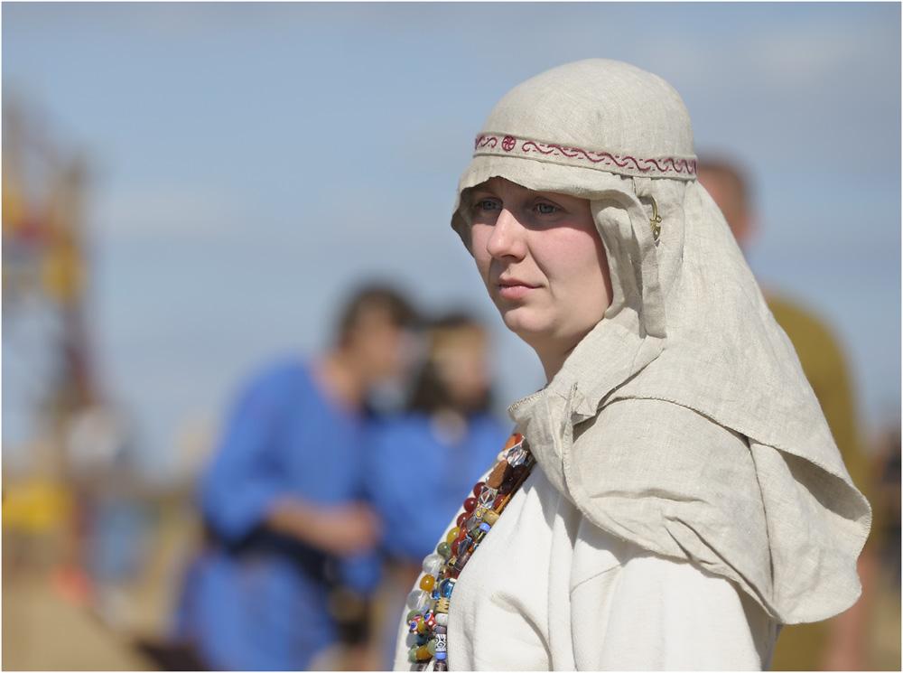 Россия,X-XI в. Воиново поле.Фоторепортаж из Средневековья.