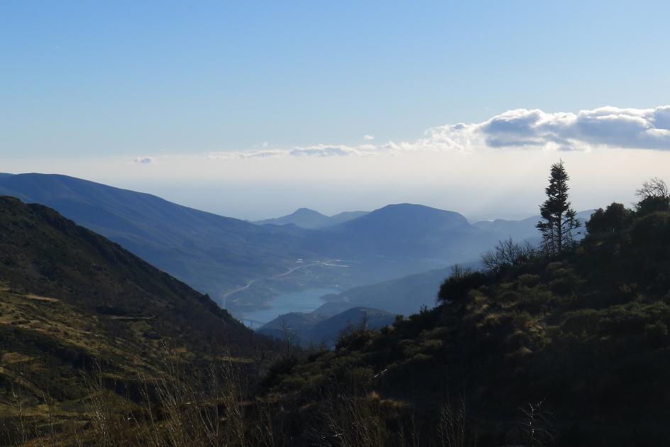 Андалузия на Новый Год. Апельсины, фламенко и ущелье El Tajo (+ немного хайкинга)