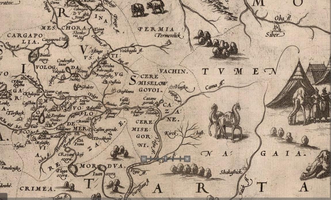 Рязань - на карте есть такое место • Форум Винского