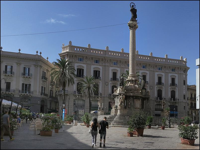 Столица сицилии палермо