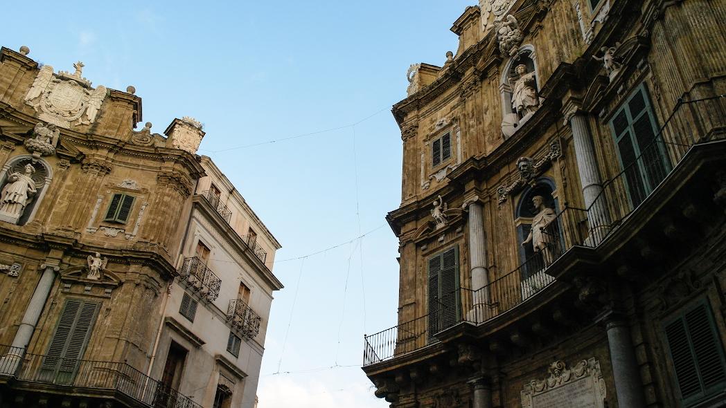 Добро пожаловать на Сицилию или остров в стиле барокко
