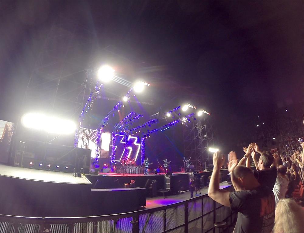 Концерты KISS 2015