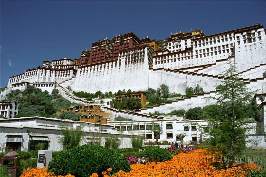 Путешествие в Тибет I. Священная гора Кайлаш.