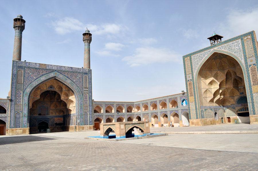 Краткие заметки про Иран
