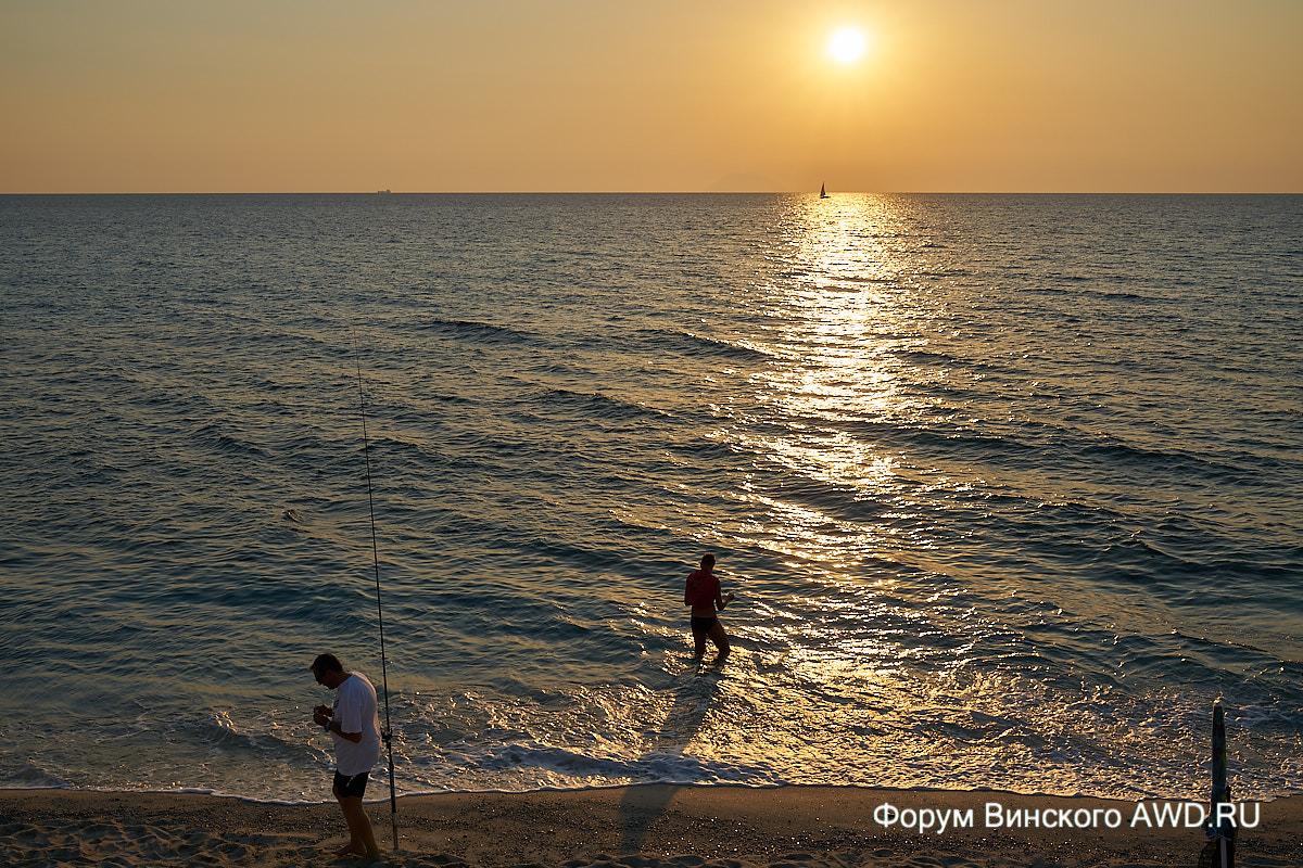 Калабрия отдых отзывы. Лучшие пляжи Калабрии на карте