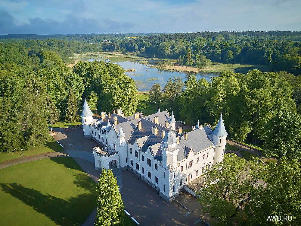 Красивые и необычные места Эстонии в начале июня