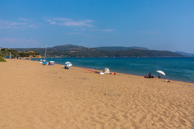 Море на Пелопоннес