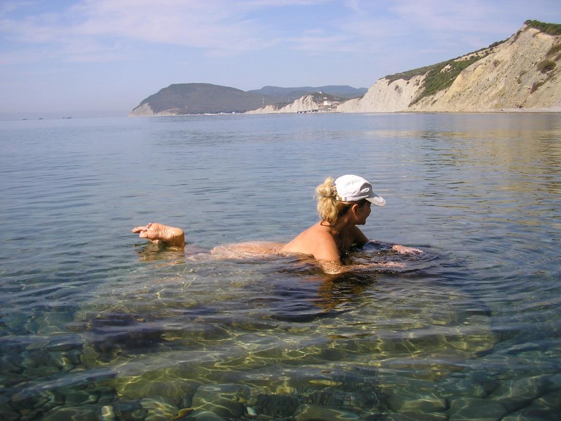 Нудистские пляжи Анапы 18