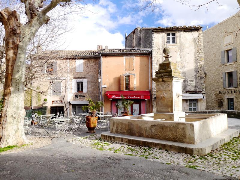 Франция Прованс самостоятельно