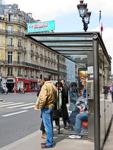 Париж: шпаргалка по