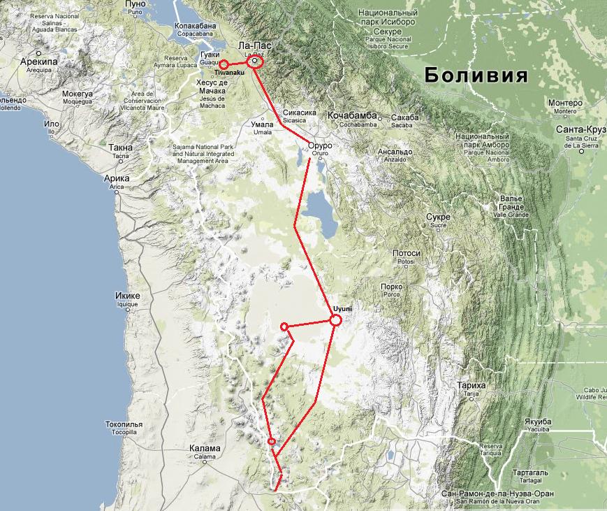 В Перу и Боливию за черепами и