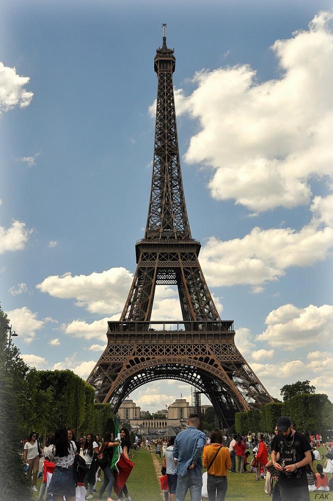 Другие 3,5 дня... или по Парижу с ребенком 12-ти лет...