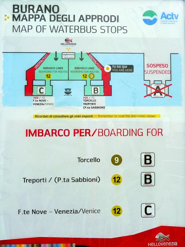 Венеция: FAQ по общественному