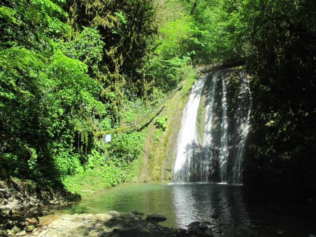 Фото водопады туапсе