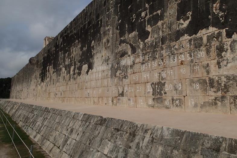 Центральная Америка : снорклинг и пирамиды.