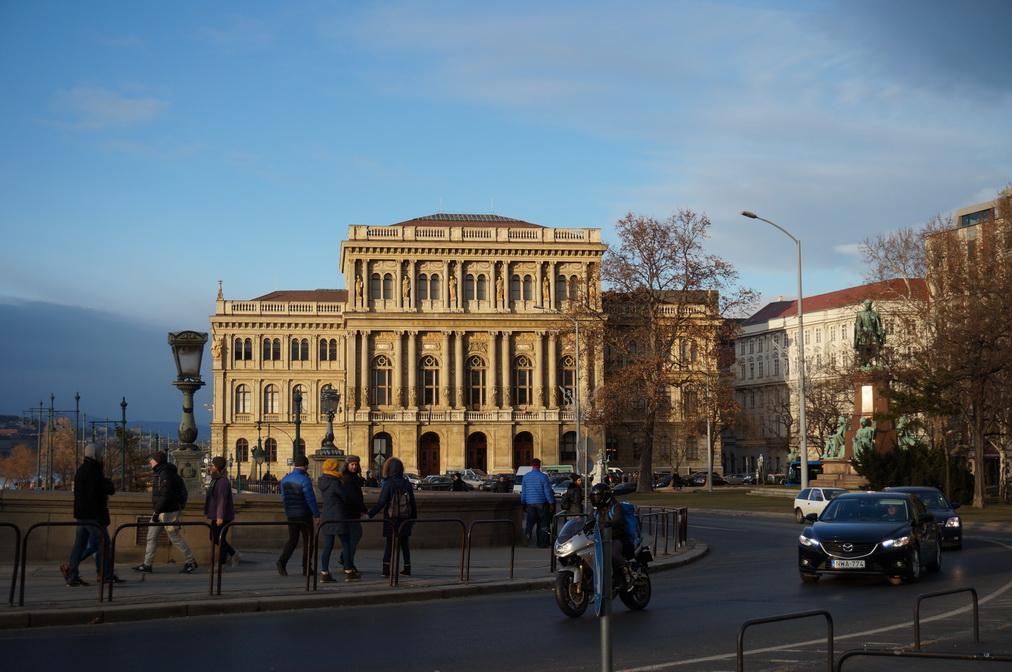 Новогодние каникулы в Будапеште в январе 2017