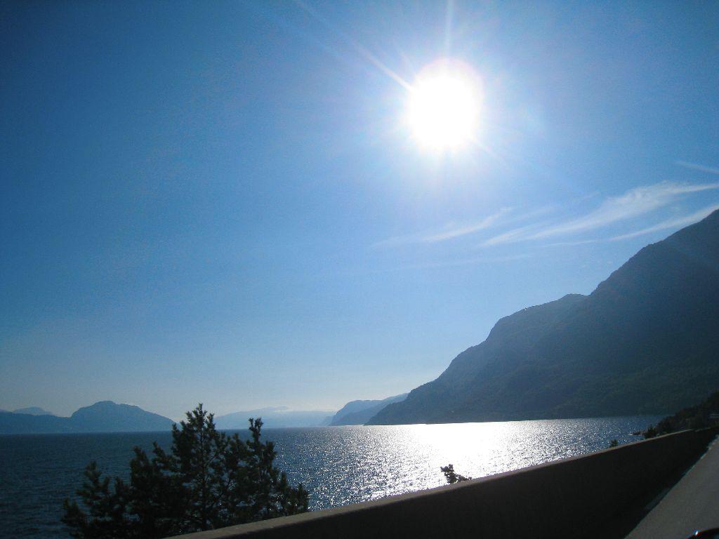 Приветливая Норвегия лето 2011