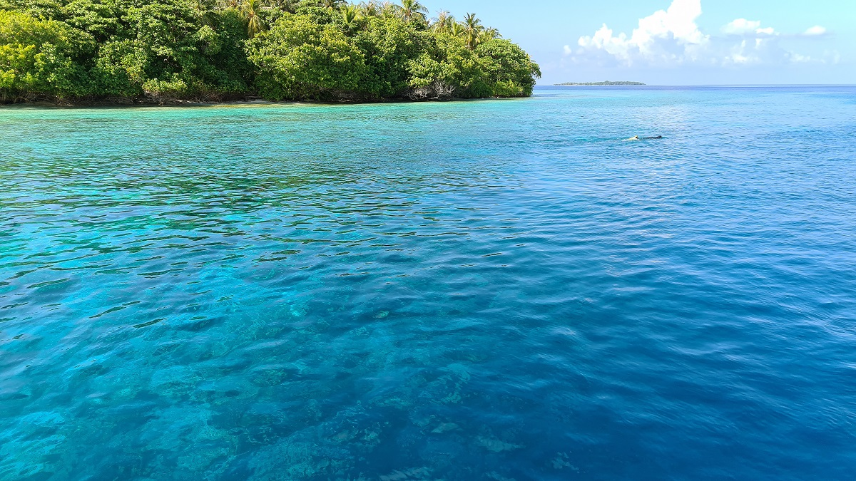 Мальдивы - рай для девы (иль для дивы)