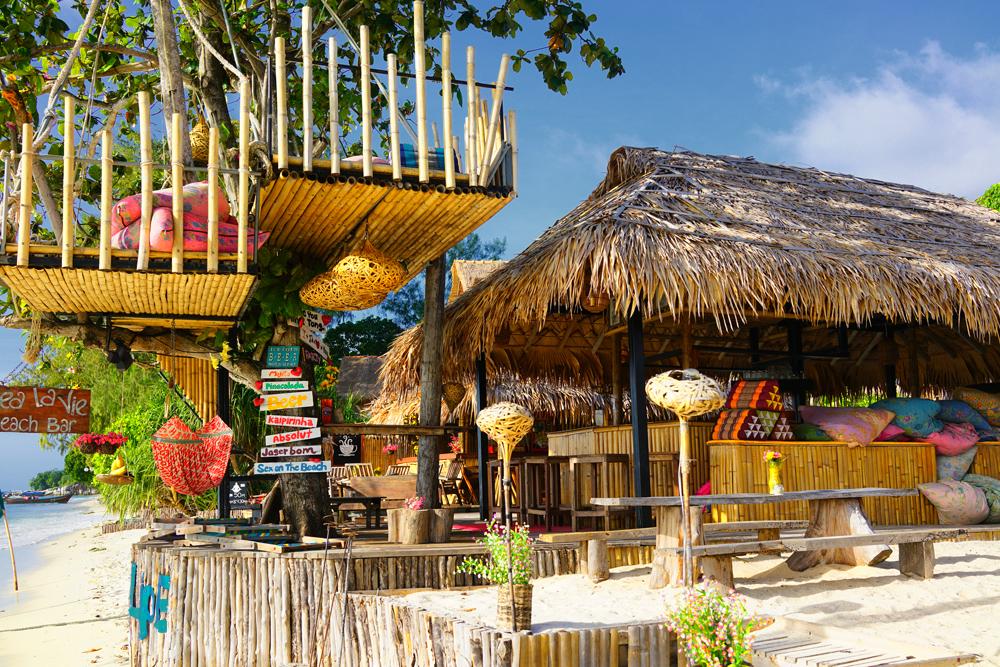 Ко Липе в августе: погода, отзывы о пляжах, отелях и ресторанах Ко Липе