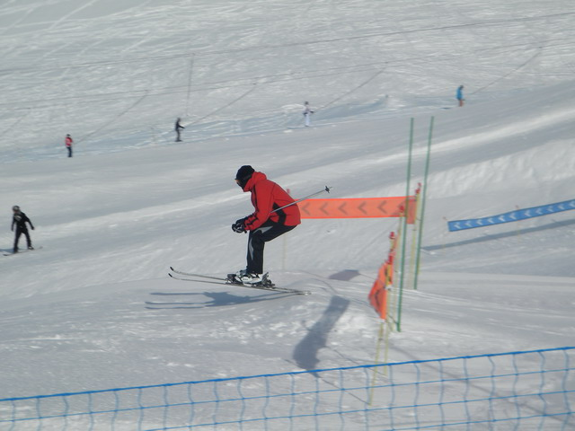 Франция: горнолыжный курорт  «Val Thorens» 29.01 - 05.02 2011