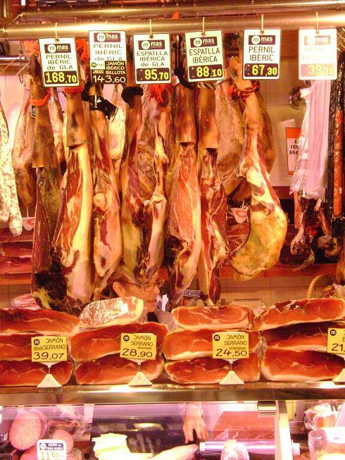 Щепотка шафрана или Испания на зубок