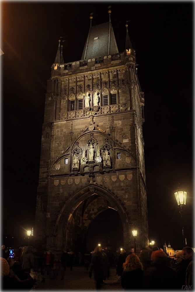Прага... Новый год!!!