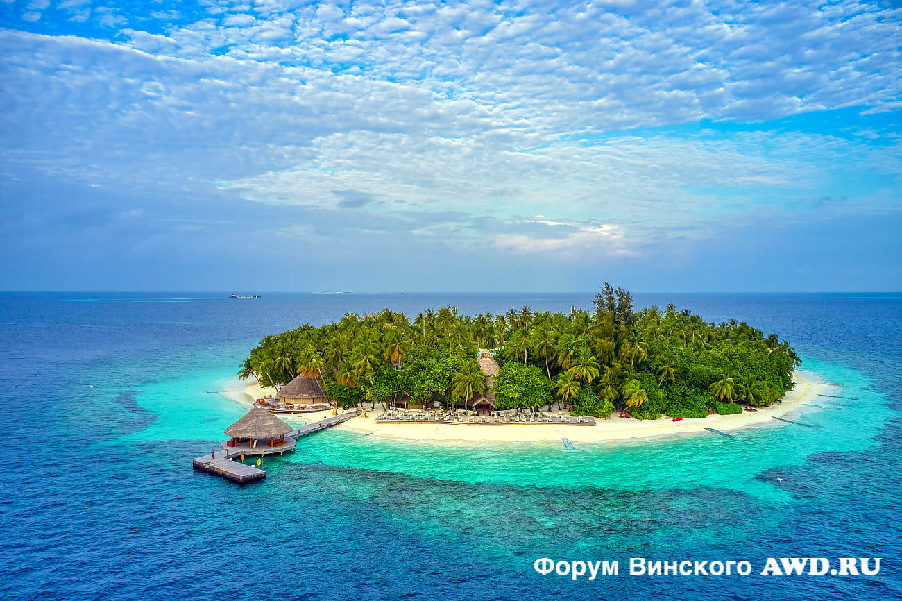 Мальдивы в январе 2021: split stays на двух островах Angsana Ihuru и Varu by Atmosphere