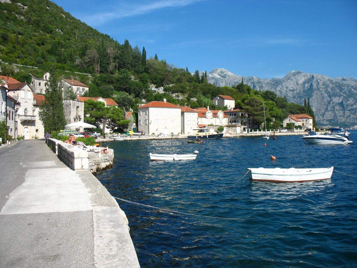 черногория тиват фотографии таком