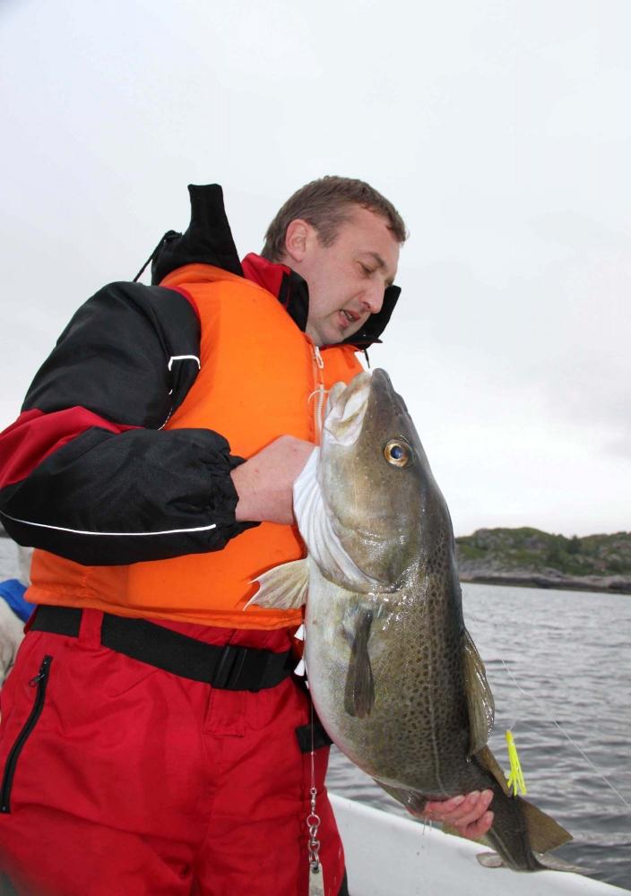 когда в норвегии сезон рыбалки