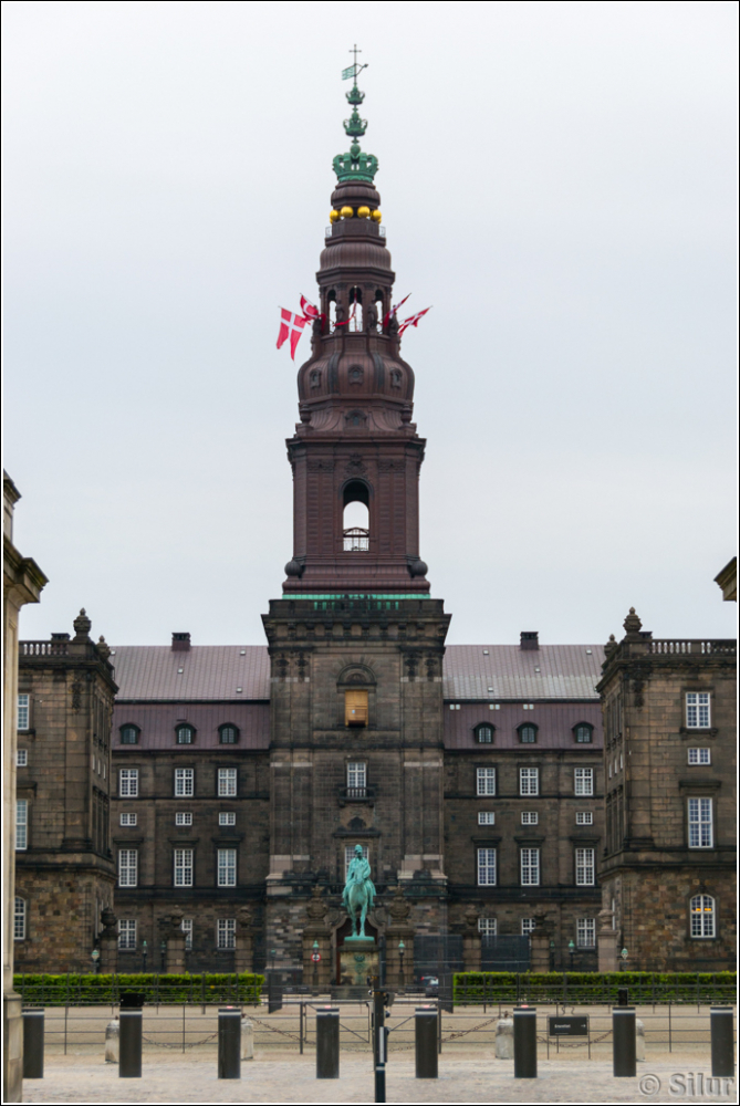 Дождливый Копенгаген вместо солнечной Италии на 8 марта 2020 года.