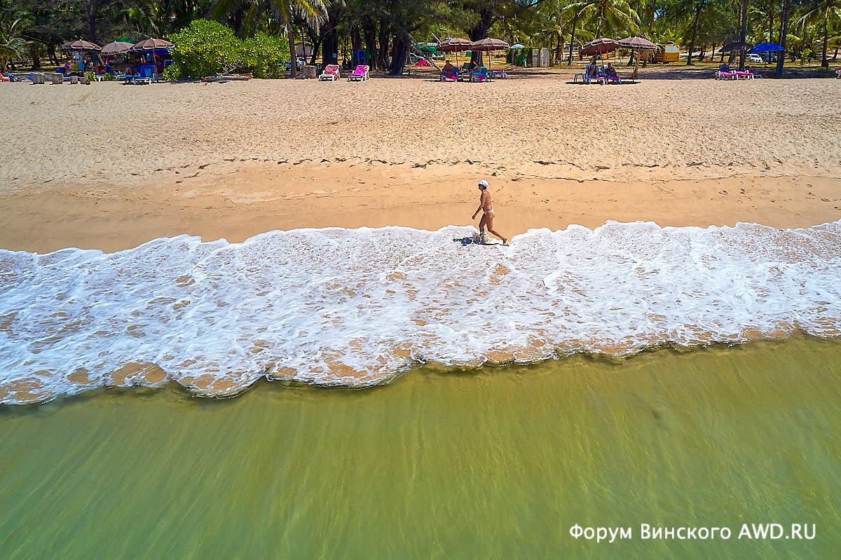 Пхукет в феврале 2019: пляж Банг Тао, Лаян бич, пляж Май Као и пляжи Пханг Нга