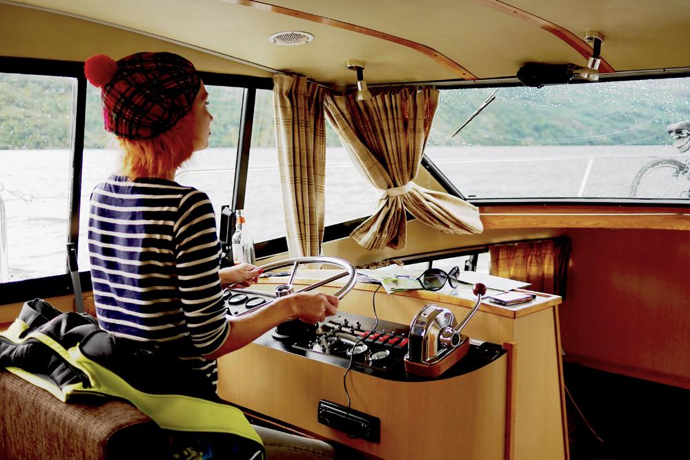 Шотландия на арендованной яхте: Каледонский канал и озера Лох Несс, Loch Lochy, Loch Linnhe
